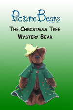 The Story of the Christmas Tree Mystery Bear